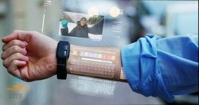 پیشرفت تکنولوژی هولوگرام